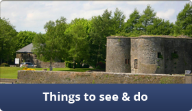 Things to see & do around Banagher