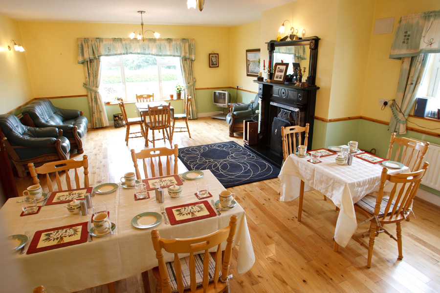 Accommodation Banagher